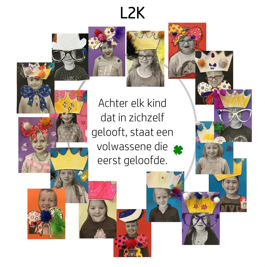 Klas L2K - Juf Karolien